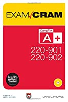CompTIA A+ 220-901 and 220-902 Exam Cram Front Cover