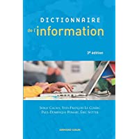 DICTIONNAIRE INFORMATION 3ED
