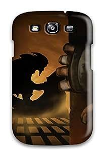 Awesome VKcXjFI10826CKyuR JeffreyLynne Defender Tpu Hard Case Cover For Galaxy S3- Styx: Master Of Shadows