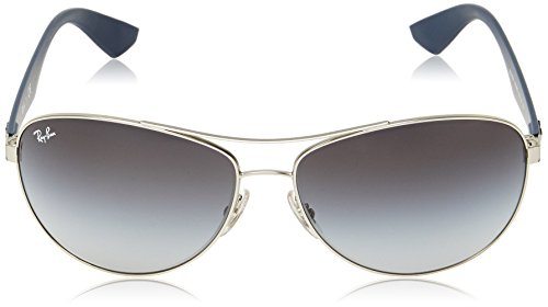 RB 3526 Silver Ray Matte Ban Sonnenbrille HqwfFE