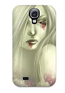 High Quality Shock Absorbing Case For Galaxy S4-women