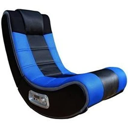 X Rocker V Rocker SE Wireless Gaming Chair   Blue
