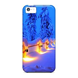 New Style TerryMacPhail Cabin In The Woods Premium Covers Cases For Iphone 5c