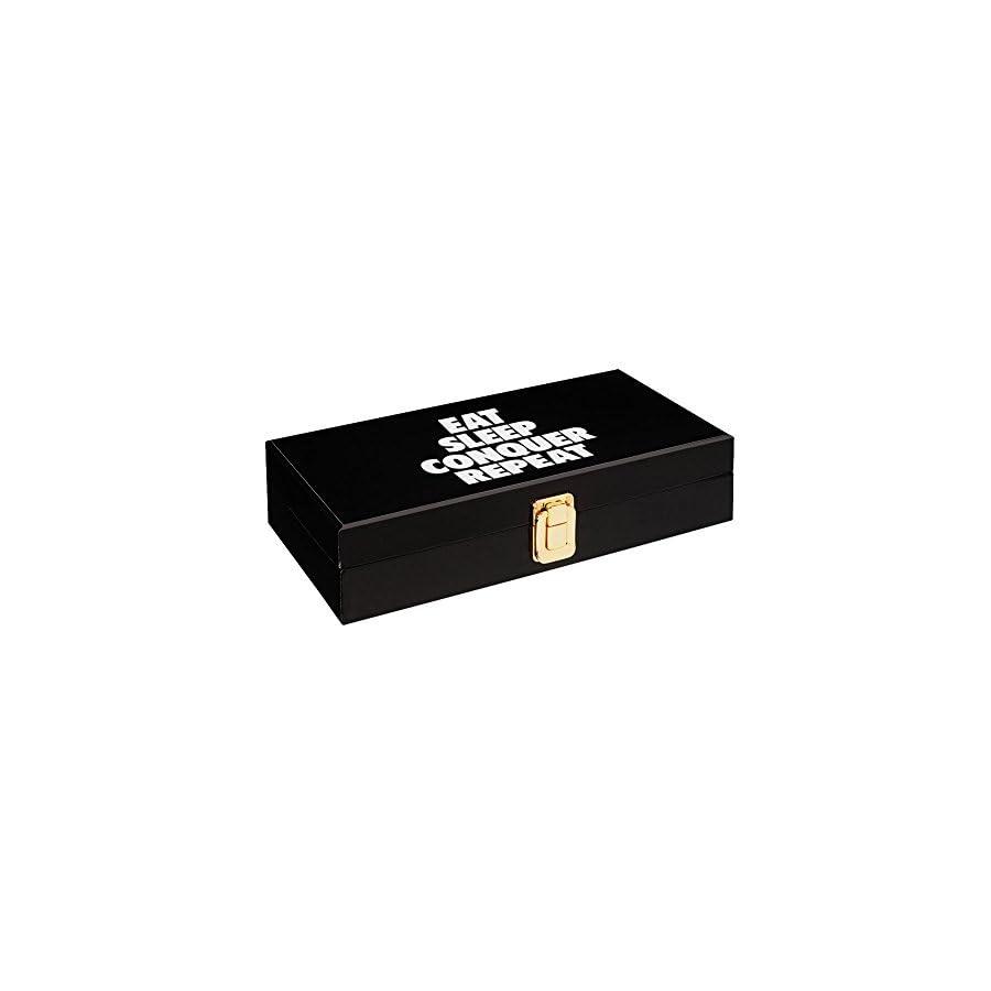 WWE Brock Lesnar World Heavyweight Championship Replica Title Belt Side Plate Box Set