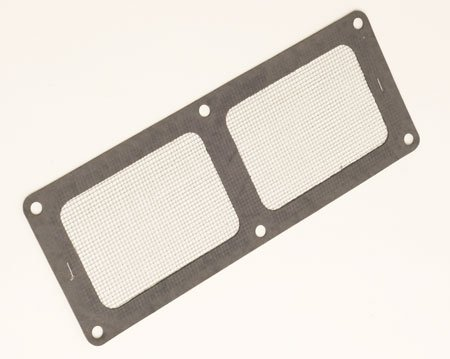 THE BLOWER SHOP INLET GASKET WITH SCREEN ()