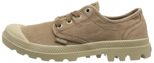 Scarpe Palladium Oxford Marrone espresso Con putty Pampa Lacci I dxxqAH7B