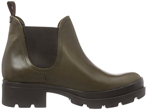 Boots Olive Ankle Green MENA London 002 Women's Fly qwxaFTIW