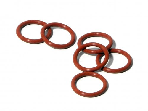HPI Racing Silicone O-Ring S10 (6pcs) 6816