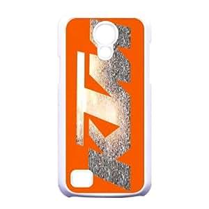 Samsung Galaxy S4 Mini i9190 Cell Phone Case White Ktm Racing Logo Custom Case Cover A11A568273