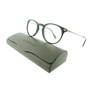 Oliver Peoples Eyeglasses 5326U Lummis 1005 Black Acetate & Metal Frames