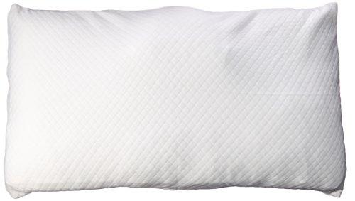 Adjustable Neck Support (ANS) Pillow Bed Pillow - King Firm Foam Cluster Pillow