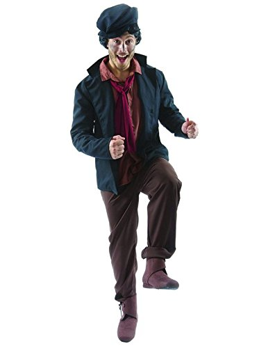 Mens Victorian Chimney Sweep Halloween Costume Standard