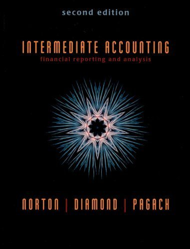 Intermediate Accounting Financial Reporting And Analysis Second