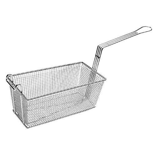 Frymaster 1362 Twin Fryer Basket 12-7/8L X 6-1/2W X 5-7/16D Front Hook For Frymaster 261039 (Twin Fry Basket)