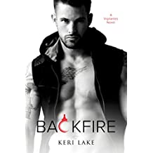 Backfire (A Vigilantes Novel)