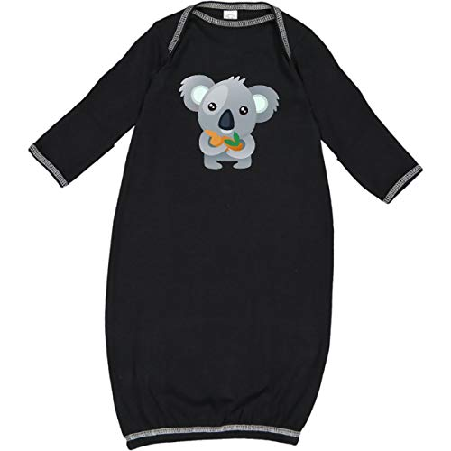 inktastic - Cute Koala Bear Newborn Layette Black 31432]()