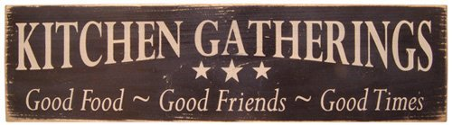 Messenger Kitchen Gatherings Distressed Country product image