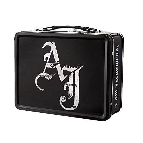 f6ada09b AJ Styles I Am Phenomenal WWE Black Lunch Box | Weshop Vietnam