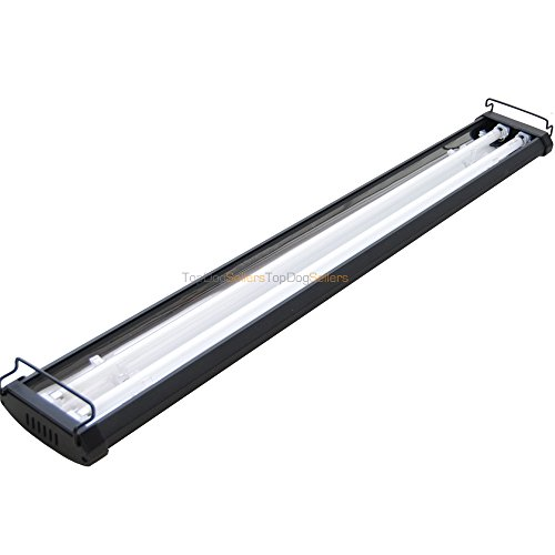 Wavepoint T5 48 High Output T5 Aquarium Lighting Fixture: Fluorescent Aquarium Lighting