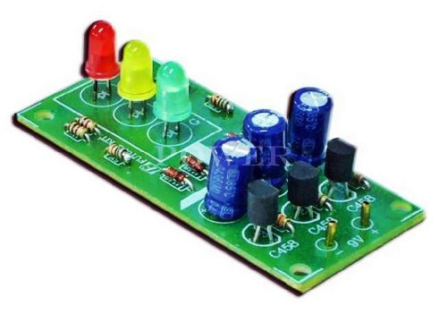 Led Traffic Lights Power Consumption