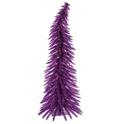 Vickerman Purple Whimsical Christmas