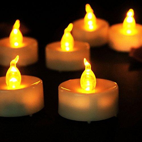 6 Tealight Candles - 3