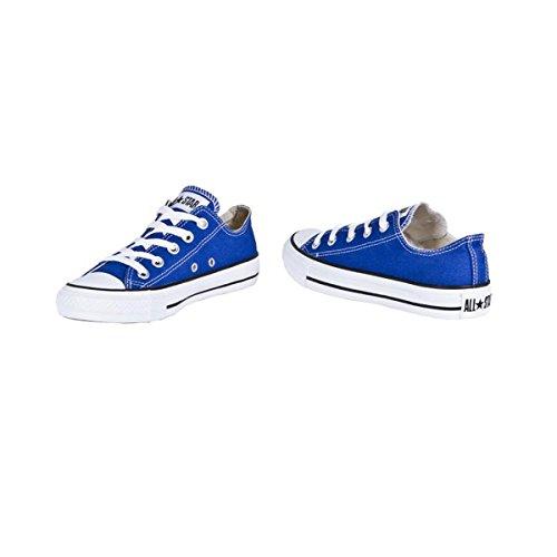 130127c Scarpe Converse In Sneakers Tessuto Unisex Blu r1AP1wHq