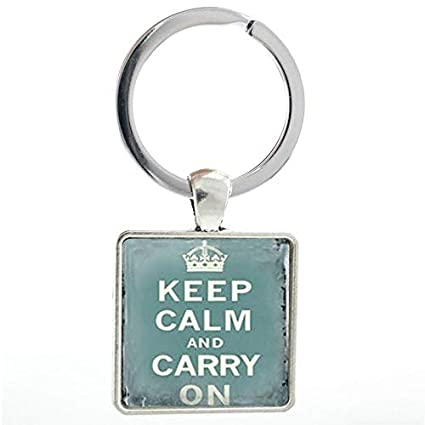 Key Chains - Vintage Dance Quote Keychain Dance Like No One is Watching  Keyring Fashion Dancing 9fa4d08a04