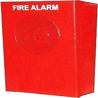 Agni Plastic Fire Hooter, 3 Pcs