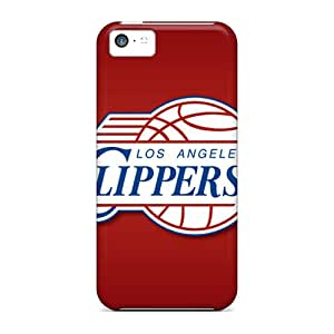Best Hard Phone Covers For Iphone 5c (yeZ15424rXRW) Customized High Resolution Los Angeles Clippers Pattern