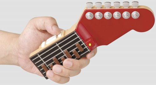 Air Guitar Pro Infrared Sensor Guitar Red Ver.