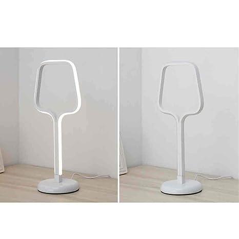 Lámpara de mesa lámpara Lámpara de escritorio de la tabla del LED ...