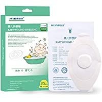 Topwon Baby Navel Sticker Waterproof Swimming and Bathing Umbilical Cord Patch 20 Pieces