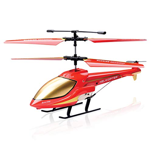 EXCOUP Remote Control Helicopter 3.5 Channel RC Helicopter Remote Helicopter