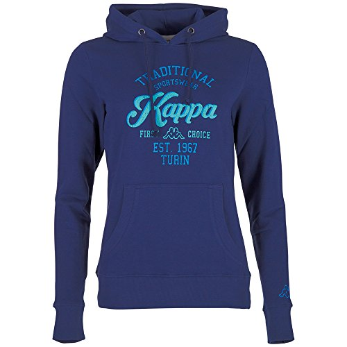 Kappa Mujer Ava con capucha 840 marine