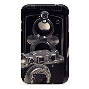 High-end Case Cover Protector For Galaxy S4(camera)
