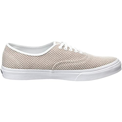 b8288a7764 85%OFF Vans Authentic Slim Sneakers (Jersey) Smoke True White Womens ...