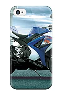 2873468K58786502 Case Cover Protector For Iphone 4/4s Suzuki Motorcycle Case
