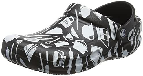 crocs Unisex Bistro Graphic Clog Mule