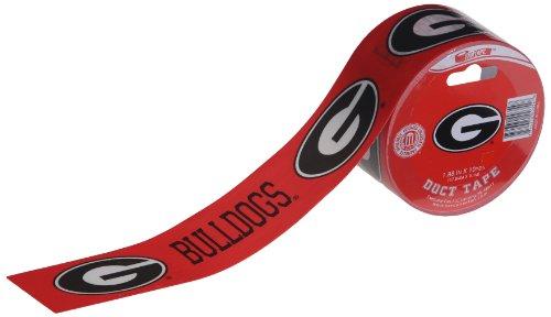 Ncaa Bulldogs Georgia University (NCAA Georgia Bulldogs Logo Duct Tape)