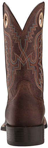 Ariat Mens Sport Ranger Western Boot Arrostito Marrone