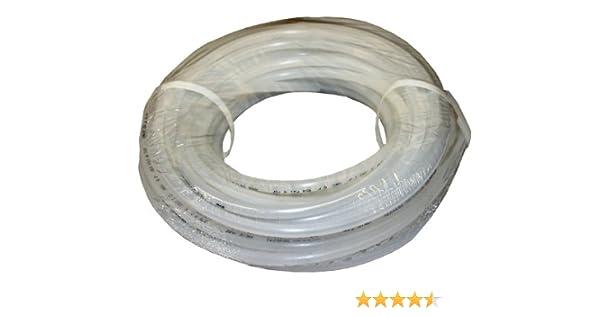 UDP T16005005 Natural Polyethylene Tubing 1//2ID X 5//8OD X 100 ft Spool