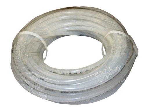 ATP Value-Tube LDPE Plastic Tubing, Natural, 1/4