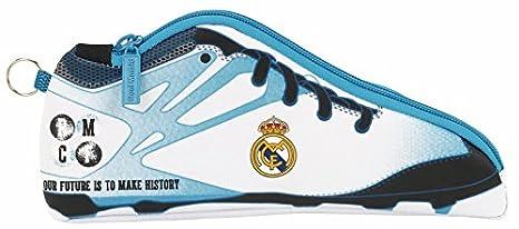 Real Madrid Estuche portatodo Zapatilla, equipación 2017/2018 (SAFTA 811754584), uacutenico: Amazon.es: Juguetes y juegos
