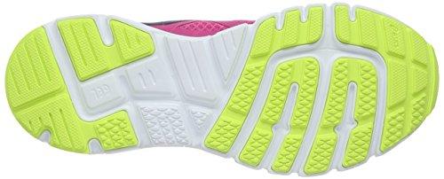 Hot Gel Yellow Mujer Zapatillas 3 Flash de Silver Pink 2100 para Zaraca Tiger Rosa Deporte Onitsuka f5wgvw