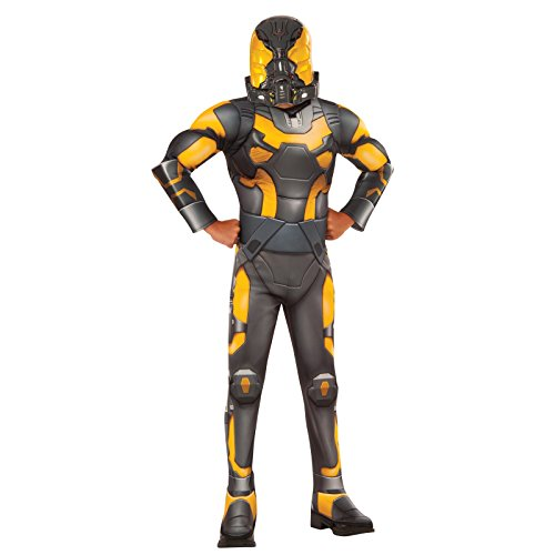 The Best Halloween Costumes For Girls (Ant-Man Yellow Jacket Deluxe Costume, Child's Small)