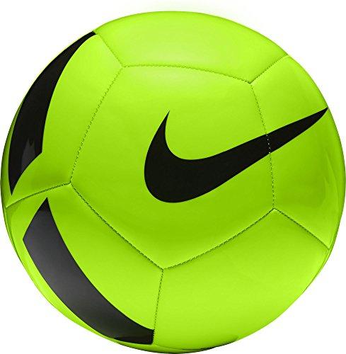 Nike NK Pitch TEAM Ball, Unisex, Green (Electric Green/Black), 5