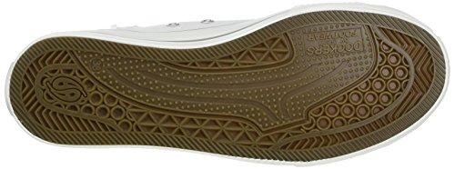 Dockers Gerli Ginnastica 36ur211 Scarpe Weiss da 710500 Donna Basse Bianco by 500 nnBqAf