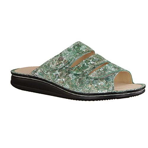 Comfort Green Women's Finn Clogs Green WF0nqq46