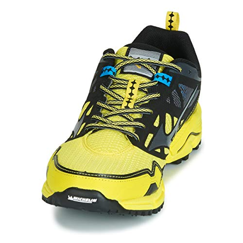 black Asfalto Para 4 Wave De Amarillo Running Mizuno 51 Shadow Hombre Zapatillas bolt dark Daichi xqORWxf4